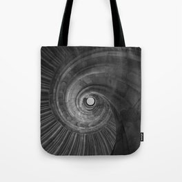 Sand stone spiral staircase 001 Tote Bag