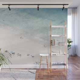 Summer Seaside Wall Mural