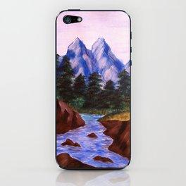 Mountain Stream iPhone Skin