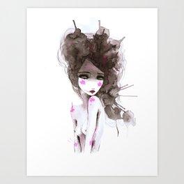 watercolor I Art Print