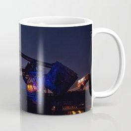 Bridge in Blue Coffee Mug