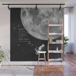 Set your location Wall Mural
