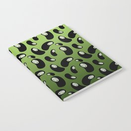Swamp Monster Notebook