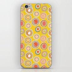 Bright Circles Robayre iPhone & iPod Skin