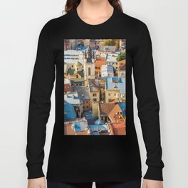 Colors of city Long Sleeve T-shirt