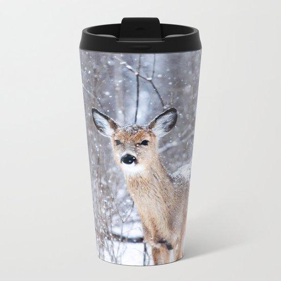 Bambi nature Metal Travel Mug