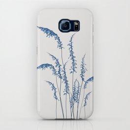 Blue flowers 2 iPhone Case