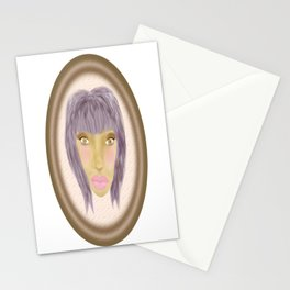 pretend it's a cameo Stationery Cards