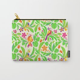 LE PERROQUET Carry-All Pouch