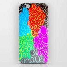 Oval Zoo  iPhone & iPod Skin