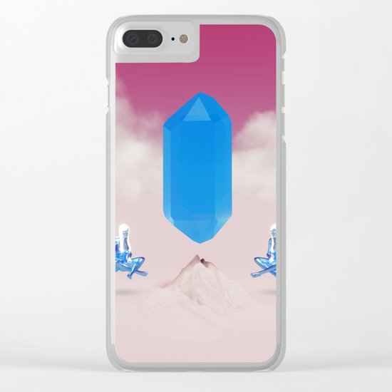 Guardians Clear iPhone Case