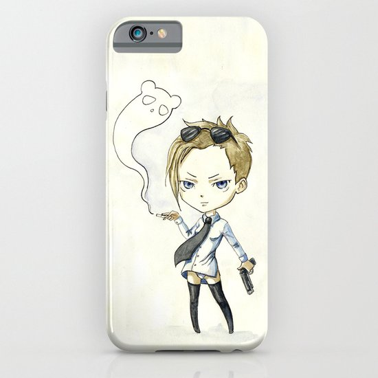 Hitgirl iPhone & iPod Case