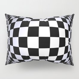 black-and-white -01- Pillow Sham