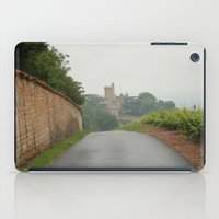 france iPad Cases featuring France by LonelyHeartsClub