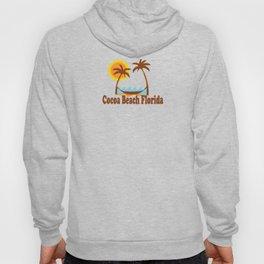 Cocoa Beach - Florida. Hoody