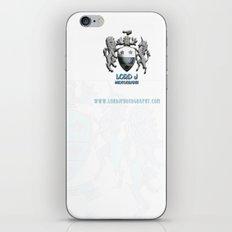 Lord J Logo iPhone & iPod Skin