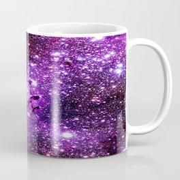 Purple Galaxy Eagle Nebula Coffee Mug