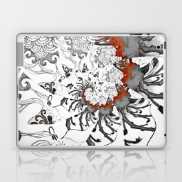 Earth Form Spiral Laptop & iPad Skin