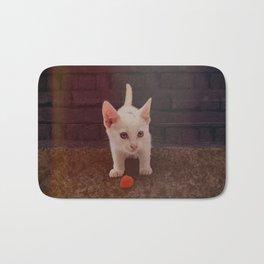 Alley Kitten Bath Mat