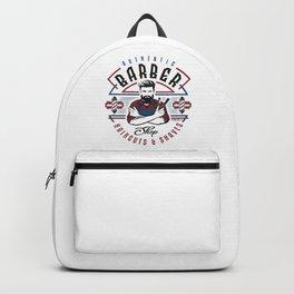 Barber Shop Backpack