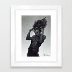 Tithe Framed Art Print