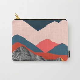 Graphic Mountains X Carry-All Pouch