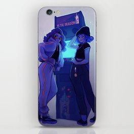 Arcade iPhone Skin