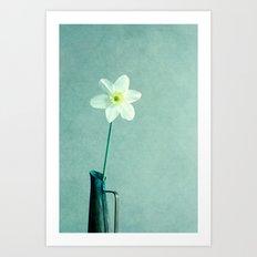 narcisse II Art Print
