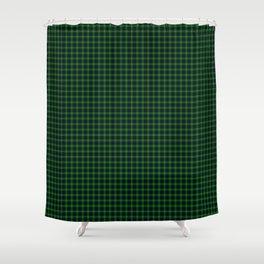 MacDonald of the Isles Tartan Shower Curtain