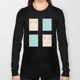 Larry Butz' shirt - Phoenix Wright Long Sleeve T-shirt