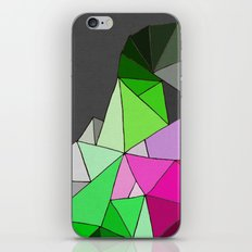 perfect colors in an imperfect configuration iPhone & iPod Skin