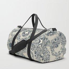 cirque fleur stone Duffle Bag
