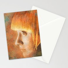 Citric Burn Stationery Cards