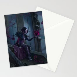 Black Mage Stationery Cards