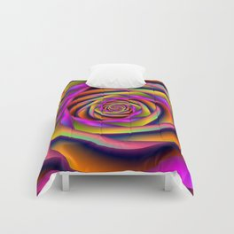 Spiral Six Comforters