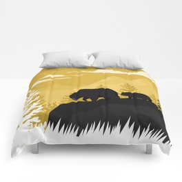 Bear Valley Comforters