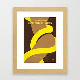 No127 My FROM DUSK TILL DAWN mmp Framed Art Print