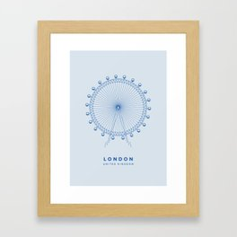 London City Collection Framed Art Print