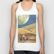 Unfinished Journey Unisex Tank Top