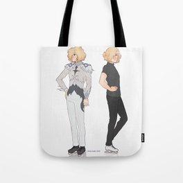 Yuri II Tote Bag