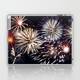 celebration fireworks Laptop & iPad Skin