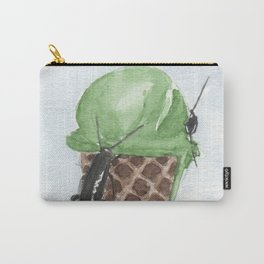 ice cream pistachio Carry-All Pouch