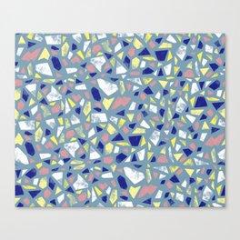 terazzo Canvas Print