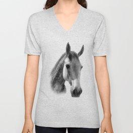 Dapple Horse Unisex V-Neck