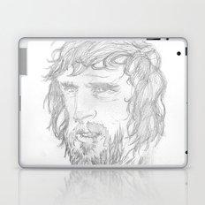 Kris Kristofferson - Sketch Laptop & iPad Skin