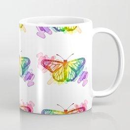 Butterfly Rainbows Coffee Mug