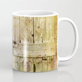 460 Old Barn Door Coffee Mug