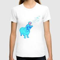 bubbles T-shirts featuring Bubbles by StudioBlueRoom