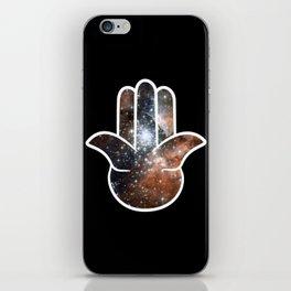 Hamsa Milky Way iPhone Skin