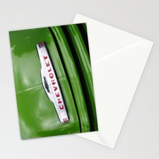 Chevrolet Stationery Cards